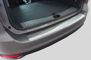 Cubre parachoques de acero inoxidable para Chevrolet Aveo 3D 02/2011, 2008-2011