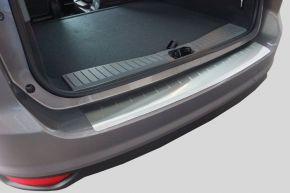 Cubre parachoques de acero inoxidable para Seat Exeo sedan, -2008