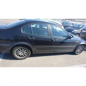 Protector plástico paso de rueda para BMW E46 COMBI 1998-2007 5-PUERTAS