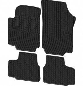 Alfombrillas de goma para SEAT Mii 4 piezas 2011-