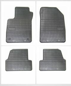 Alfombrillas de goma para OPEL MOKKA 4 piezas 2012-