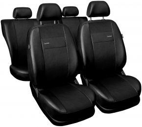 Fundas de asiento universales X-Line negro