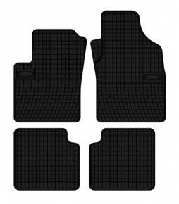 Alfombrillas de goma para FIAT PANDA 4 piezas 2012-