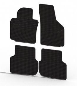 Alfombrillas de goma para VOLKSWAGEN VW JETTA 4 piezas 2011-