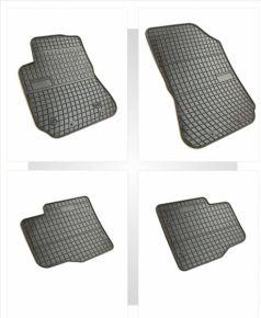 Alfombrillas de goma para CITROEN C4 CACTUS 4 piezas 2014-