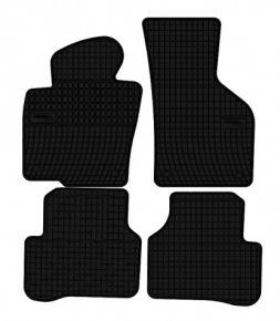 Alfombrillas de goma para VOLKSWAGEN VW PASSAT 4 piezas 2008-