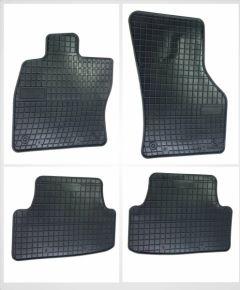 Alfombrillas de goma para SEAT LEON 4 piezas 2013-