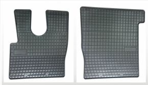 Alfombrillas de goma para DAF XF EURO 6 2 piezas 2014-