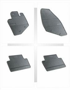 Alfombrillas de goma para VOLVO S80 4 piezas 1998-2006