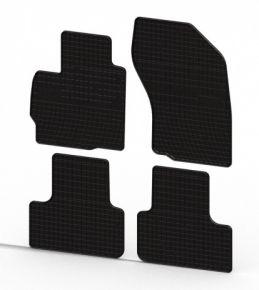 Alfombrillas de goma para CITROEN C4 4 piezas 2012-