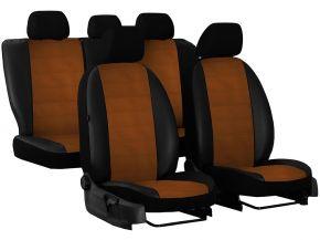 Fundas de asiento a medida Piel con impresión AUDI A3 (8L) (1996-2003)
