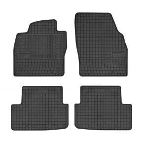 Alfombrillas de goma para SEAT IBIZA V 4 piezas 2017-up