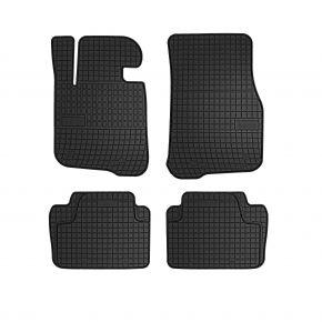 Alfombrillas de goma para BMW 4 (F32,F33,F36) 4 piezas 2013-
