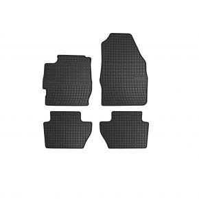 Alfombrillas de goma para FORD KA+ 4 piezas 2016-