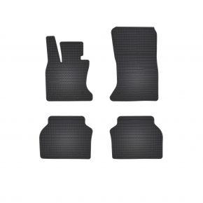 Alfombrillas de goma para BMW 5 GT (F07) 4 piezas 2017-