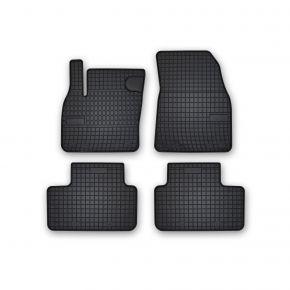 Alfombrillas de goma para VOLVO XC40 4 piezas 2017-up