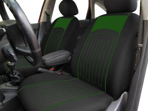 Fundas de asiento a medida Rombo (acolchado) FORD TRANSIT CONNECT II 5p. (2014-2020)