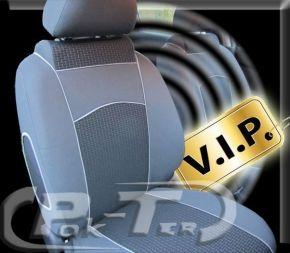 Fundas de asiento a medida Vip FORD TRANSIT (2000-2014)