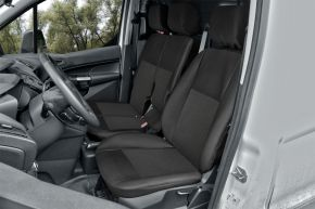 Fundas de asiento a medida Tailor Made 2+1 pre FORD TRANSIT CONNECT II (2014→)