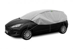 Funda protectora OPTIMIO para los vidrios y el techo del auto Nissan Micra 255-275 cm