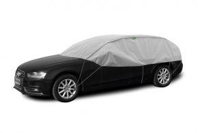 Funda protectora OPTIMIO para los vidrios y el techo del auto Nissan Primera III hatchback sedan 295-320 cm