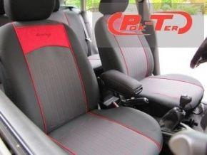Fundas de asiento a medida Rombo (acolchado) FIAT SCUDO