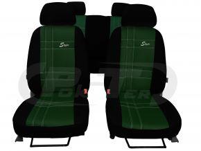 Fundas de asiento a medida de Piel Stype SUZUKI SX4