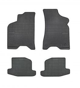 Alfombrillas de goma para SEAT AROSA 4 piezas 1997-2005
