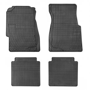 Alfombrillas de goma para HONDA CIVIC VI 4d. sedan 4 piezas 1995-2001