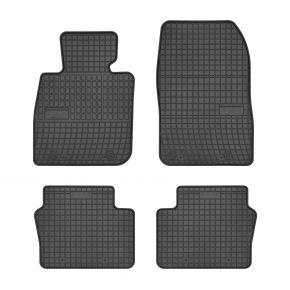Alfombrillas de goma para MAZDA CX-3 4 piezas 2015-up