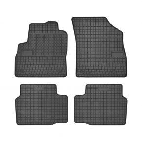 Alfombrillas de goma para OPEL ASTRA V K 4 piezas 2015-up