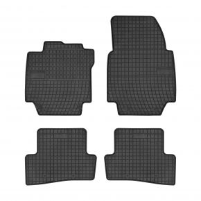 Alfombrillas de goma para RENAULT CAPTUR 4 piezas 2013-up