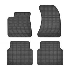 Alfombrillas de goma para AUDI A8 D4 4 piezas 2010-