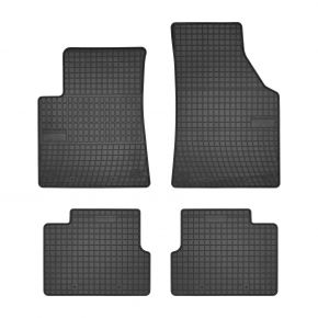 Alfombrillas de goma para JEEP CHEROKEE KL 4 piezas 2014-up