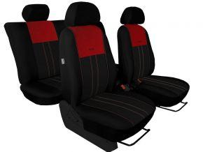 Fundas de asiento a medida Tuning Due FIAT 500L TREKKING (2013-2017)
