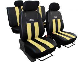 Fundas de asiento a medida GT FIAT PANDA