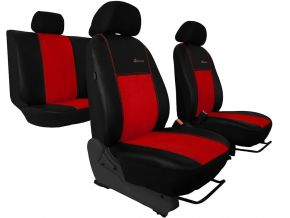 Fundas de asiento a medida Exclusive FORD TRANSIT CUSTOM 9p (2013-2019)