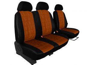 Fundas de asiento a medida Piel con impresión CITROEN JUMPER I 2+1 (1994-2006)