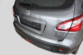 Cubre parachoques de acero inoxidable para Nissan Qashqai + 2, -2010