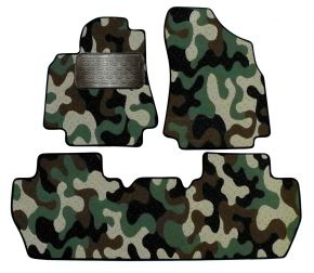 Army car mats Citroen Berlingo /PEUG.  PARTNER II  2008-14