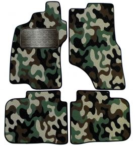 Army car mats Fiat Brava 1995-2001 4ks