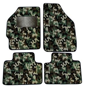 Army car mats Fiat Punto II 1999-2005 4ks