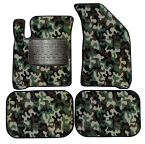 Army car mats Fiat Freemont 2008-up 4 ks