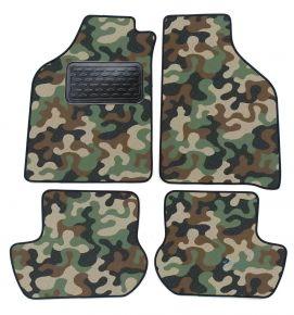 Army car mats Ford Ka 1997-2008 4ks
