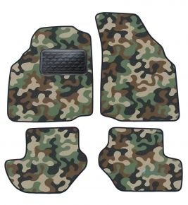Army car mats Ford Puma 1997-2002 4ks
