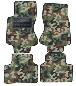 Army car mats Jaguar S Type 1999-2008 4ks