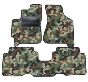 Army car mats Kia Carens 2002-2006 4ks