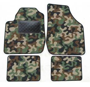 Army car mats Kia Rio 2000-2005 4ks