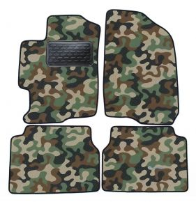 Army car mats Mazda 6  2008-2012  4ks