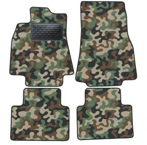 Army car mats Mercedes A class W169  2004-up